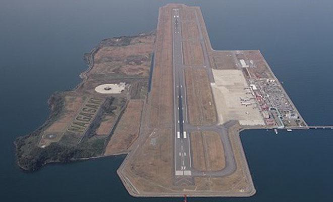 現在の長崎空港